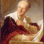<i>Denis Diderot</i>, de Fragonard, vers 1769.
