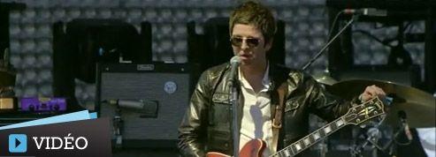 Radiohead et Noel Gallagher enflamment Coachella