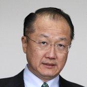 Jim Yong Kim à la tête de la Banque mondiale