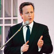 Cameron perd le soutien de l'opinion