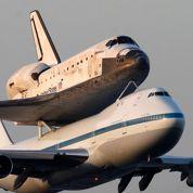 L'ultime vol de la navette Discovery