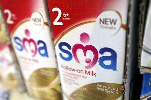 Nestlé favori pour le rachat des laits pour bébé de Pfizer