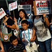 Hongkong veut limiter l'immigration chinoise