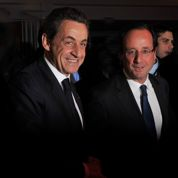 Premier tour : Sarkozy et Hollande loin devant