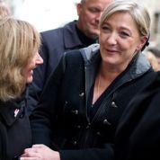 Marine Le Pen veut croire à une surprise
