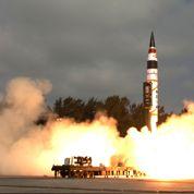 L'Inde tire un missile de longue portée