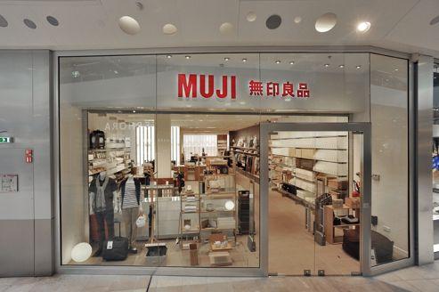 Le japonais Muji veut tisser sa toile en France