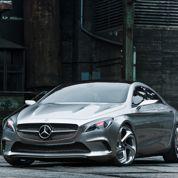 Mercedes à Pékin avec le Concept Style Coupé