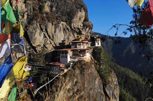 Bhoutan, le royaume du bonheur serein