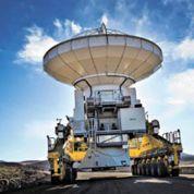 Au Chili, les astronomes écoutent l'univers