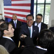 Mitt Romney se met en quête d'un colistier
