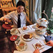 Dix salons de thé de palaces à Paris