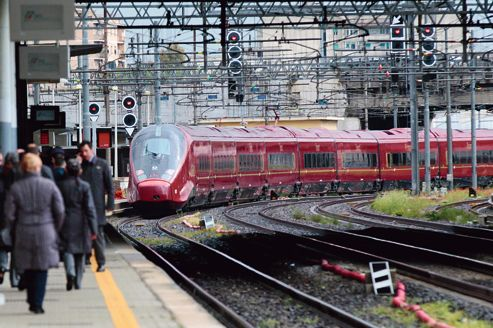 Italo, le train chic qui fait rêver les Français