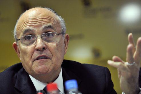 Rudolph Giuliani au soutien des nationalistes serbes