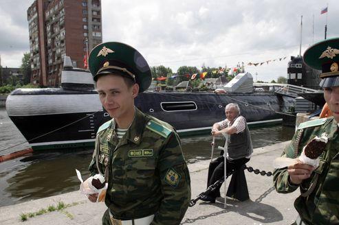 La flotte de la mer Baltique rêve d'une seconde jeunesse