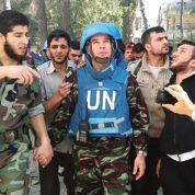 L'ONU déploiera 300 observateurs en Syrie