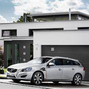 Volvo V60 Hybrid: 50km en électrique