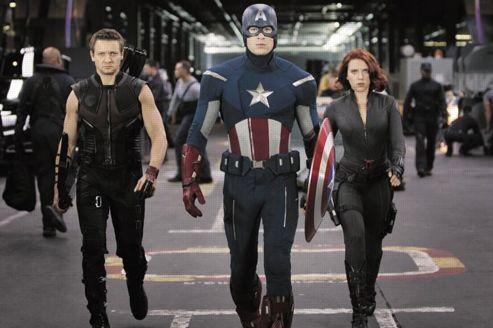 Avengers ,l'Amérique rassemble ses forces