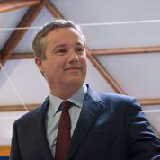 Nicolas Dupont-Aignan derrière les Verts