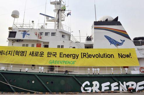 La Corée du Sud rattrapée par une campagne antinucléaire