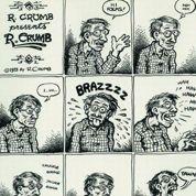 Robert Crumb : bien dans sa bulle