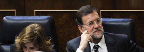 Madrid et Rome empruntent à des taux en forte hausse