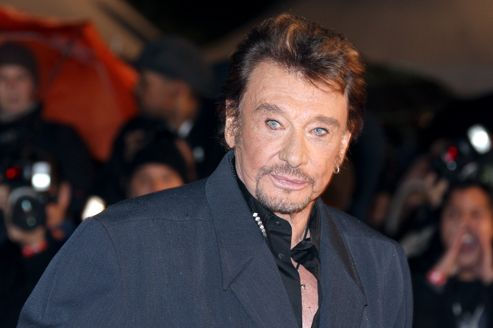 Johnny Hallyday chante ce soir à Los Angeles.