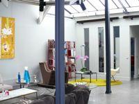 Loft à Bagnolet, aménagé dans un entrepôt de 300m².