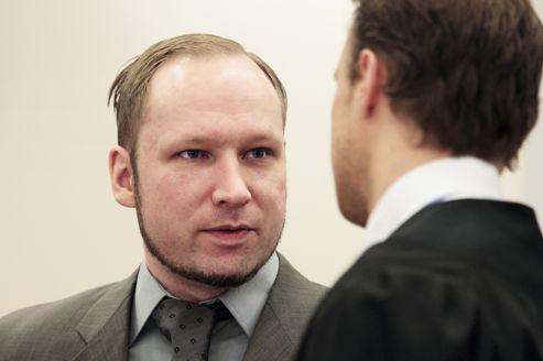 Breivik tente de prouver qu'il n'est pas fou