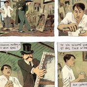 Les écrivains se découvrent en BD