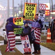 La croisade anti-américaine de Westboro