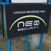 Neo Sécurité: les concurrents sur les dents