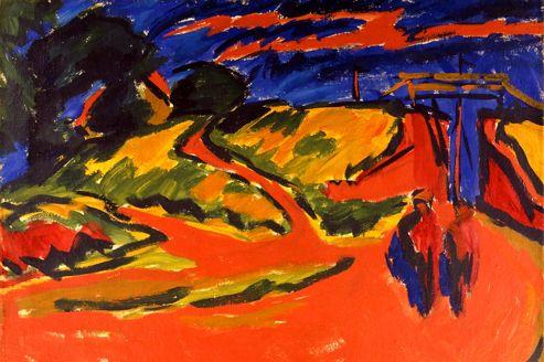 L'expressionnisme, feu d'artifice de couleurs