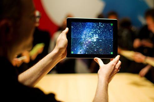 Les ventes de tablettes vont doubler en France cette année