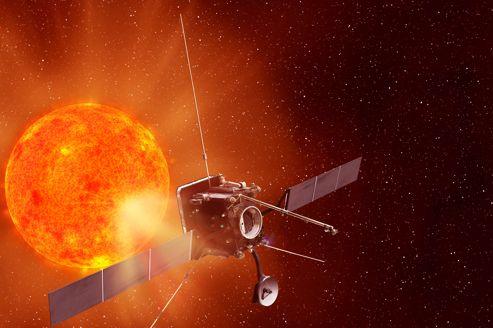 Le satellite Solar Orbiter va examiner le Soleil de près