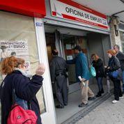 L'Espagne frappée par un chômage record