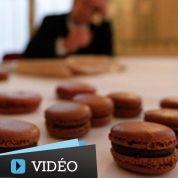 Les meilleurs macarons chocolat de Paris