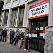 L'Espagne durement touchée par le chômage