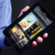 Amazon s'impose dans les tablettes Android