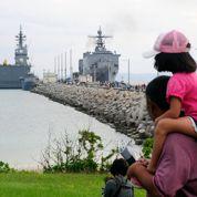 Washington retire 9000GI d'Okinawa