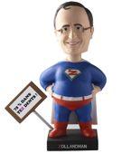 La figurine «Zollandman», inspirée par François Hollande et vendue par Popilz. DR