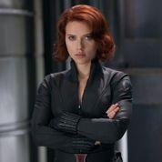 Scarlett Johansson snobe Iron Man 3