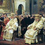 Le patriarche russe en Bulgarie
