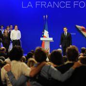 Sarkozy exalte le «sentiment national»