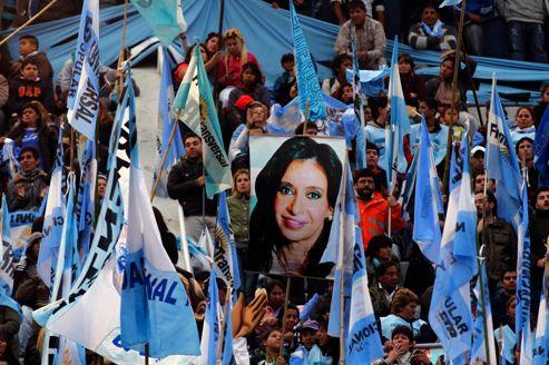 Cristina Kirchner, pasionaria du nationalisme argentin