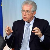Monti cible les dépenses publiques inutiles