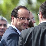 L'hommage d'Hollande aux syndicalistes