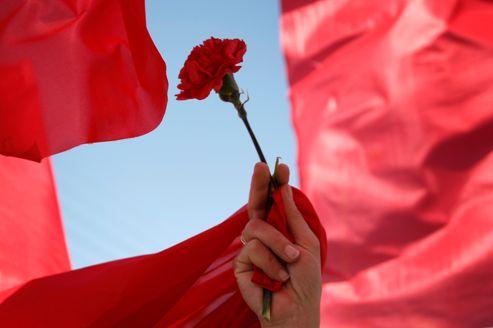Sous le signe de l'austérité et sur fond de crise du modèle social, les traditionnels défilés du 1er mai ont été nombreux cette année.