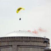 Greenpeace s'introduit dans une centrale