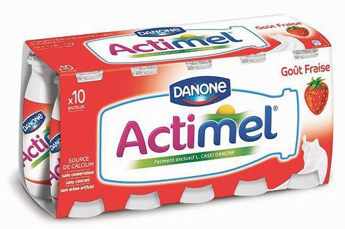 Danone cherche la recette pour relancer Actimel